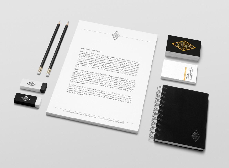 Diseño de papelería